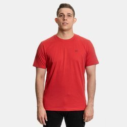 CP COMPANY T-SHIRT JERSEY 30/1 RED