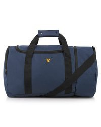 LYLE&SCOTT BARREL BAG NAVY
