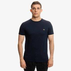 Lacoste Crew Neck Pima Cotton Jersey T-shirt