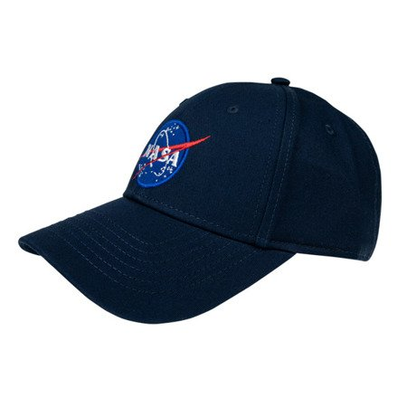 Alpha Industries NASA Cap Rep.blue