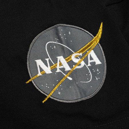Alpha Industries NASA T Black