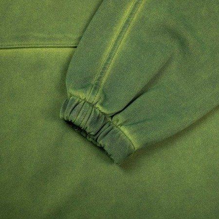 CP Company Re-Colour II Fluo Fleece Hooded Lens Sweat