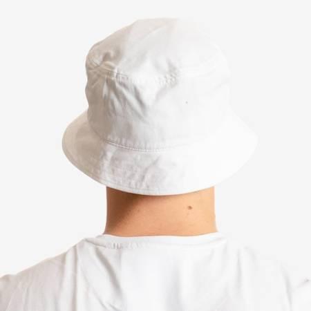 LYLE & SCOTT TWILL BUCKET HAT WHITE