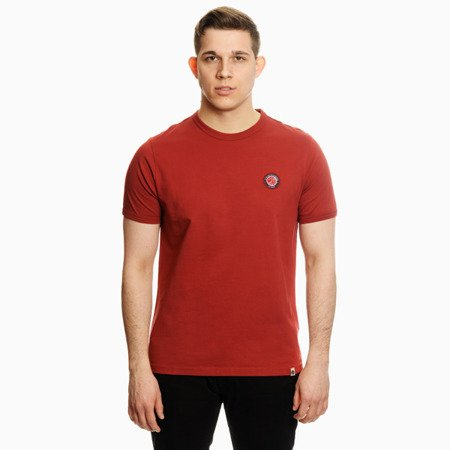 Pretty Green Mens Likeminded Chest Badge T-Shirt