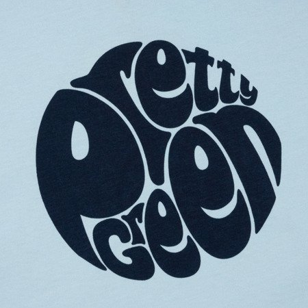 Pretty Green Mens Logo Print T-Shirt