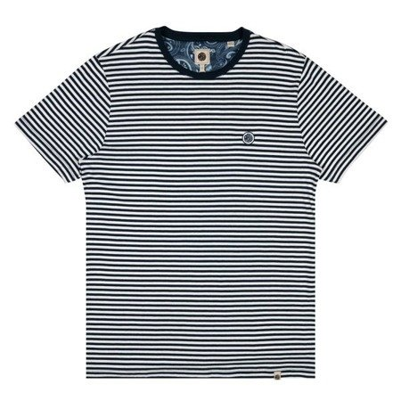 Pretty Green Mens Striped T-Shirt