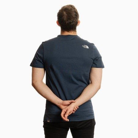 THE NORTH FACE EASY T-SHIRT BLUE