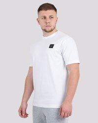 KOSZULKA MARSHALL ARTIST SIREN T-SHIRT 420 WHITE