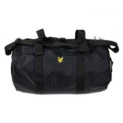 TORBA LYLE&SCOTT LIGHTWEIGHT BARREL BAG TRUE BLACK