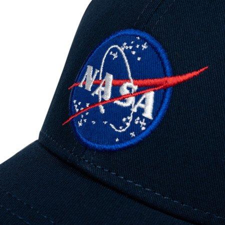 Alpha Industries NASA Cap Rep.blue