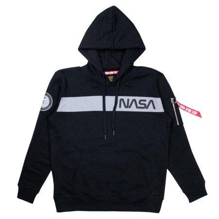 Alpha Industries NASA RS Hoody Black