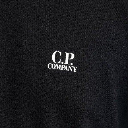 CP COMPANY CREWNECK LIGHTFLEECE BLACK