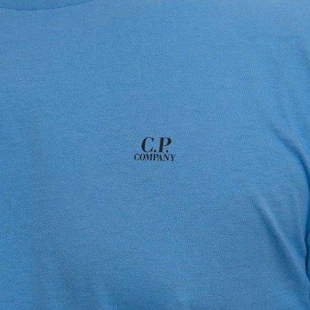 CP COMPANY T-SHIRT JERSAY 30/1 BLUE