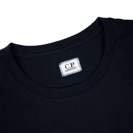 CP Company JERSEY 30/1 HERITAGE PATCH T-SHIRT