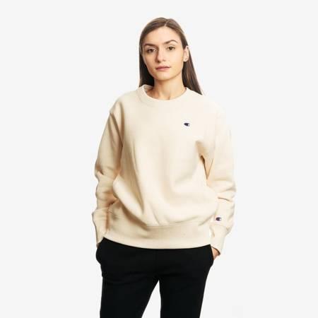 Champion Reverse Weave Sweatshirt Beige