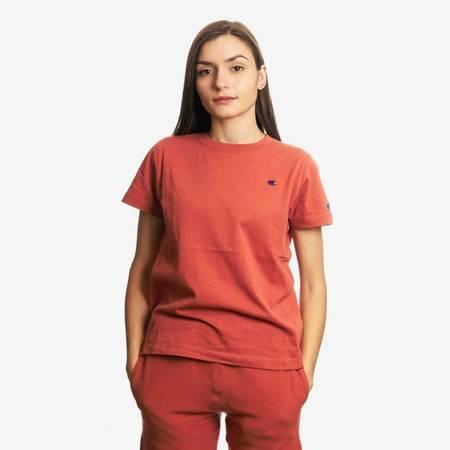 Champion Reverse Weave T-Shirt Orange