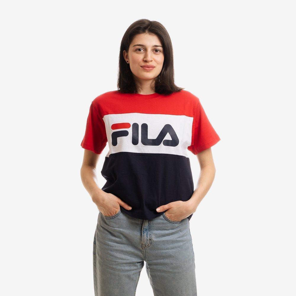 FILA WOMEN ALLISON T-SHIRT MULTICOLOR