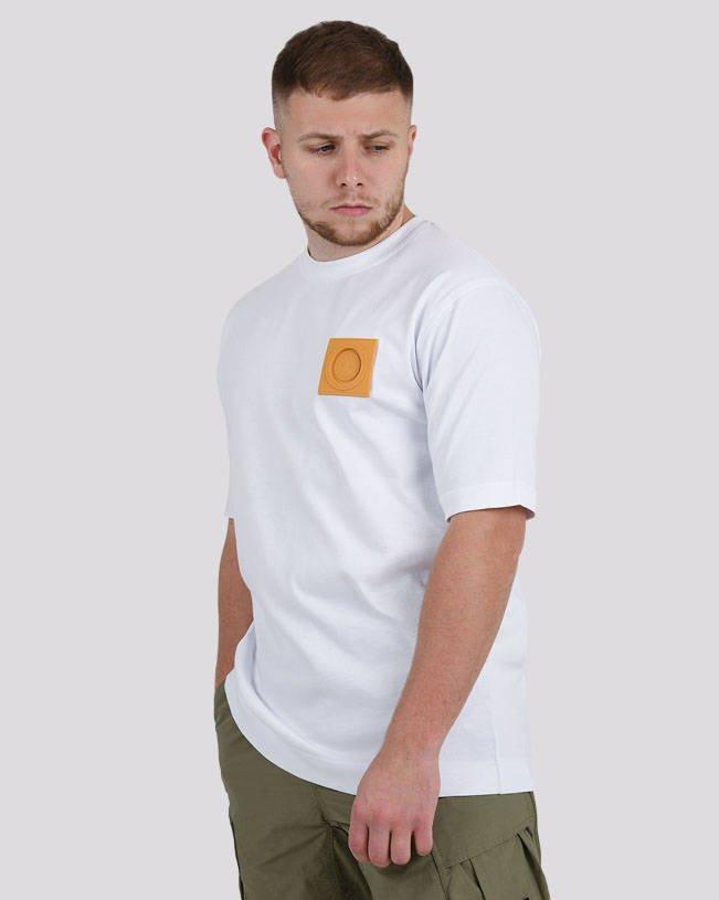 KOSZULKA MARSHALL ARTIST FANTOM SIREN T-SHIRT 420 WHITE