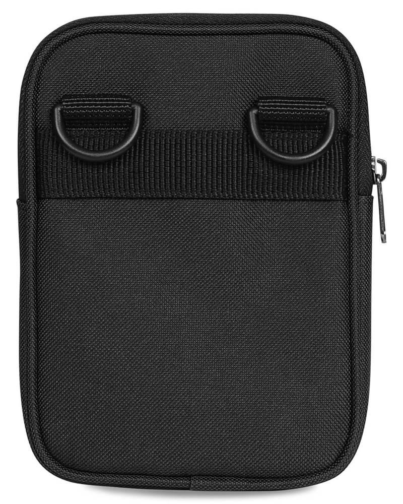 LYLE&SCOTT MINI MESSENGER BAG TRUE BLACK