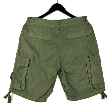 MARSHALL ARTIST  GARMENT DYED COTTON SHORT