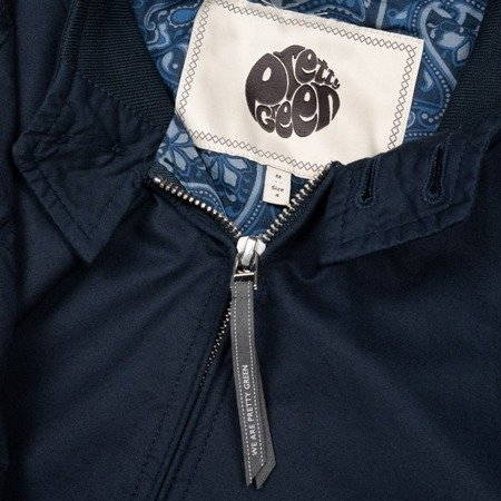 Pretty Green Mens Cotton Harrington Jacket