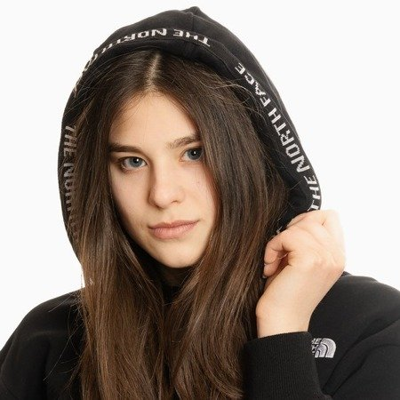 THE NORTH FACE HOODIE BLACK