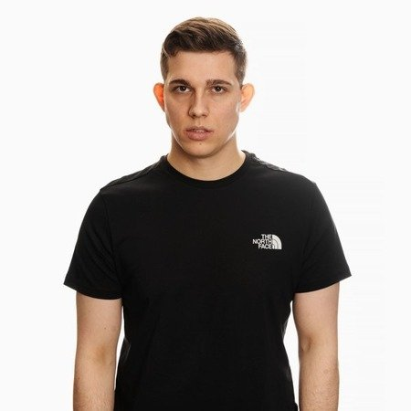 THE NORTH FACE SIMPLE DOME T-SHIRT BLACK