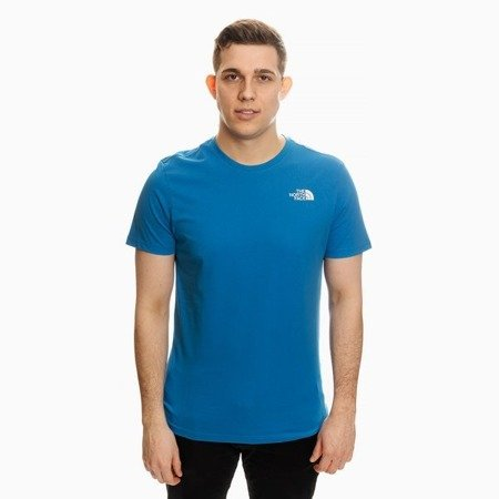 THE NORTH FACE T-SHIRT CLEAR LAKE BLUE