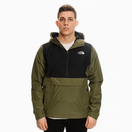 THE NORTH FACE WATERPROOF FANORAK GREEN